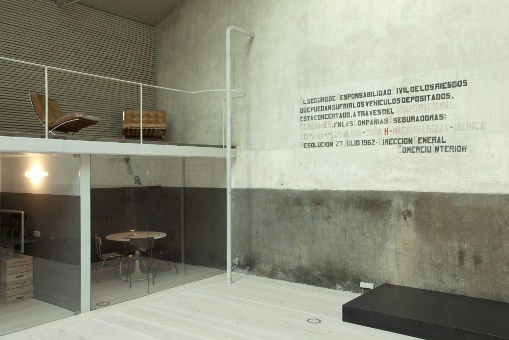 La sala Impacta de Madrid es ideal para reuniones ya que gracias a su pizarra blanca el proceso creativo será más fácil.