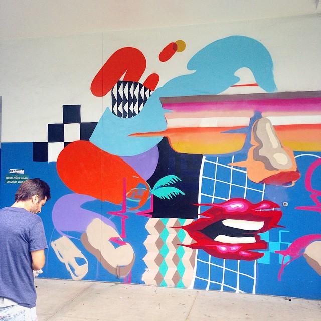 Art decó y colores pastel fotos inspiradoras de miami