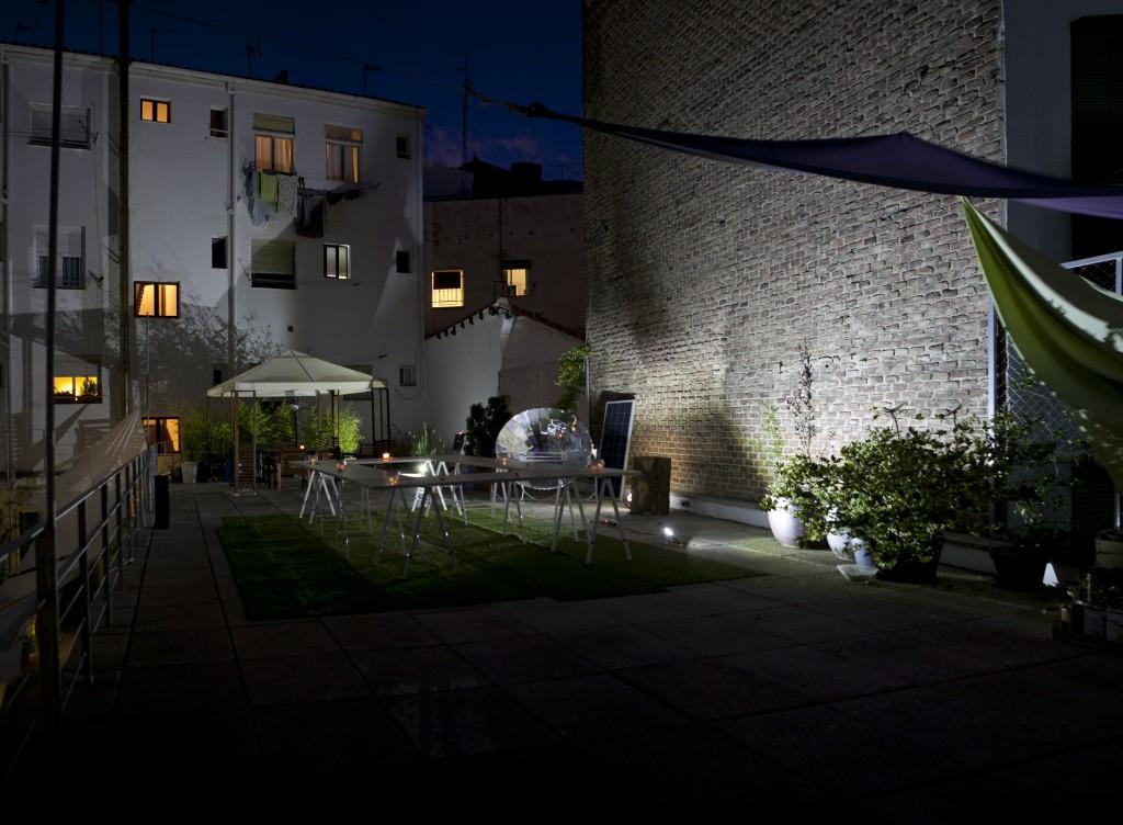 Alquiler de espacio para eventos local y terraza sostenible en Madrid perfecto para reuniones, ruedas de prensa, conferencias y presentaciones gracias a su iluminación y recursos técnicos.