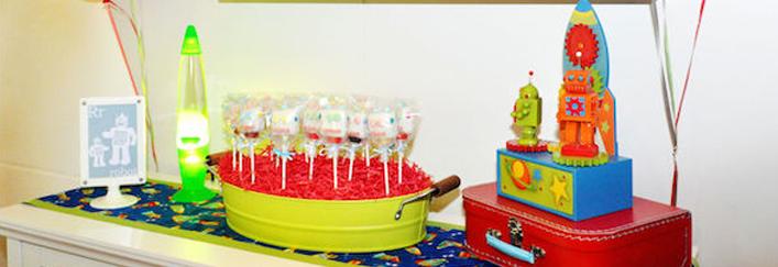 fiestas originales para niños