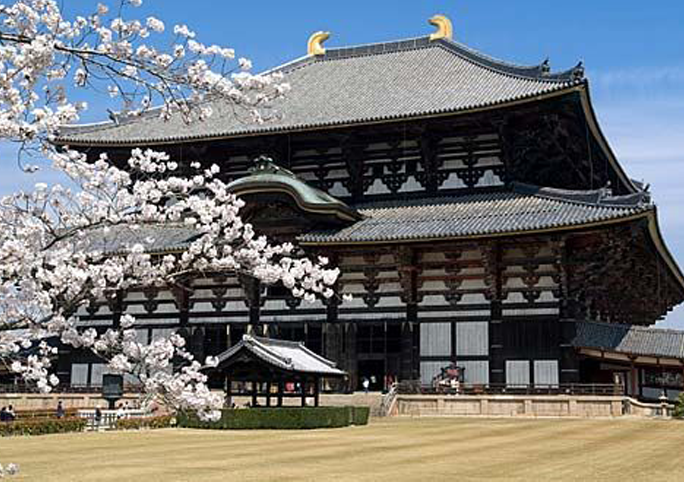 Nara-Japon destinos para estas vacaciones