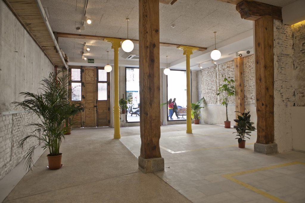 El alquiler de espacios Ephimera en Madrid esta adaptado para personas con movilidad reducida