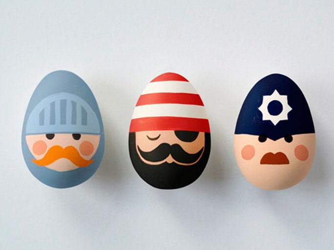 eventos con huevos de pascua