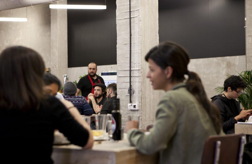 Espacio gastronómico de innovaciónn social y reconocido como un lugar puntero en tecnología, cooperación, datos, inteligencia colectiva