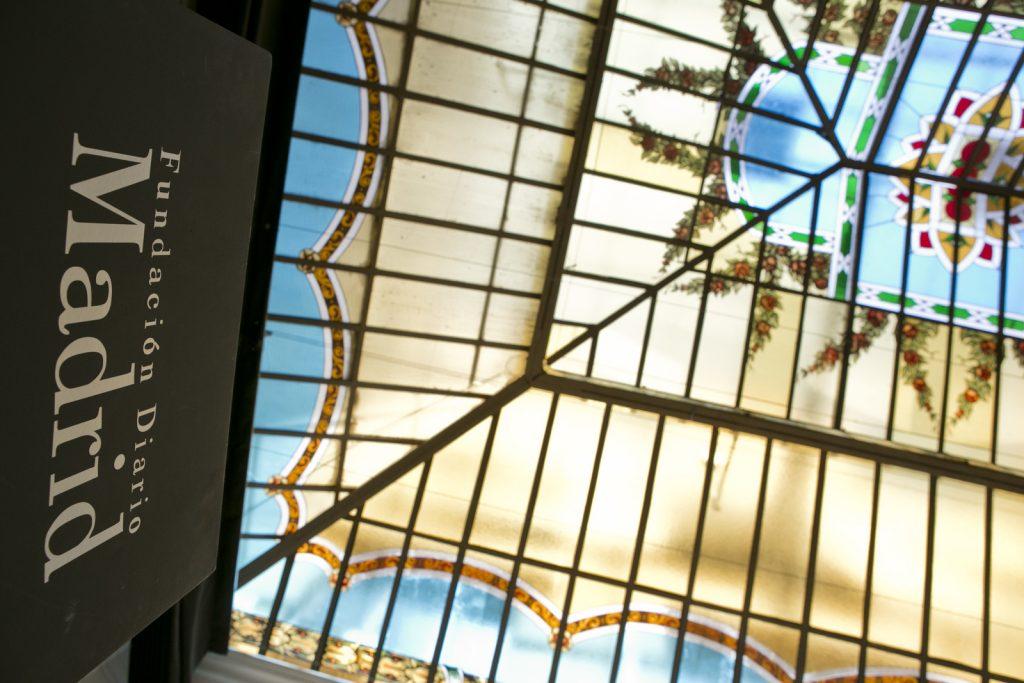 Alquilar un espacio versátil lleno de luz natural gracias a su espectacular lucernario en la sala Diario Madrid