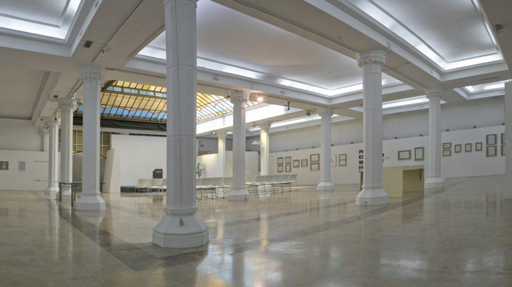 Alquiler del amplio espacio Diario Madrid en la calle Larra un lugar único para organizar eventos únicos.