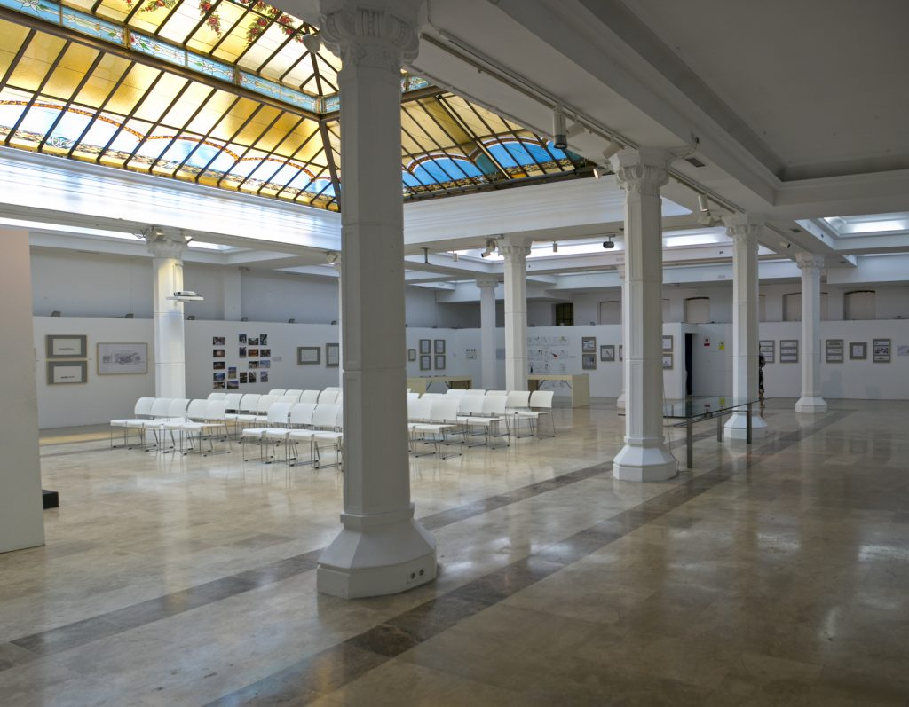 Alquiler del Espacio Diario Madrid en Madrid, ideal para presentaciones de producto y rueda de prensa