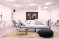 Espacio para alquilar LOOM Huertas perfecto para fomentar la creatividad y el trabajo en equipo en el centro de Madrid